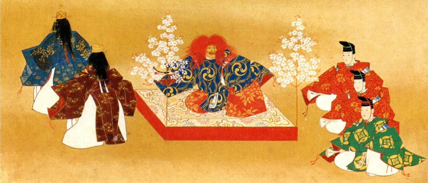 Discovering the Noh theatre