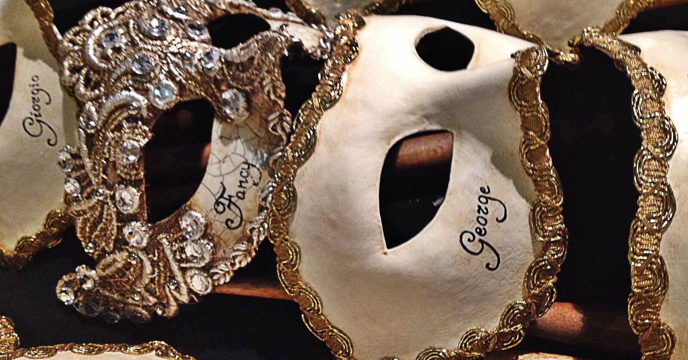 Unique masks for unique events