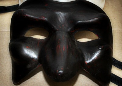 The most cunning mask: Brighella