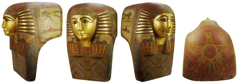 Cartonnage: the papier mache ancestor
